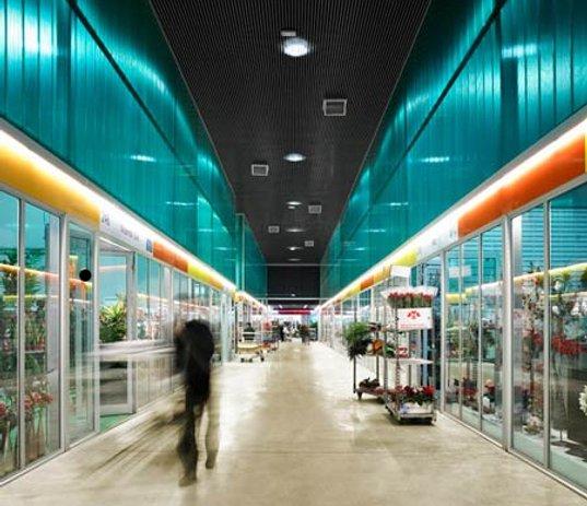 WMA interior