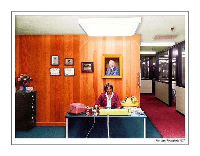 moffatt receptionist